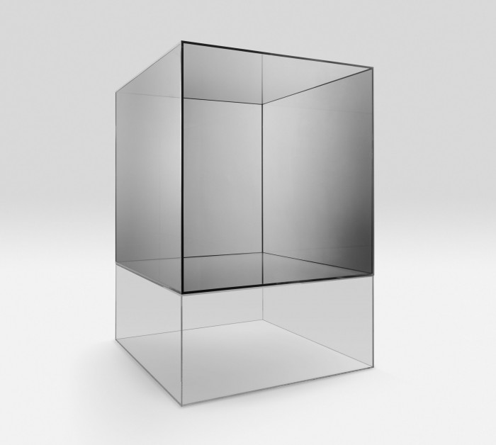 Glass Cube, 1984