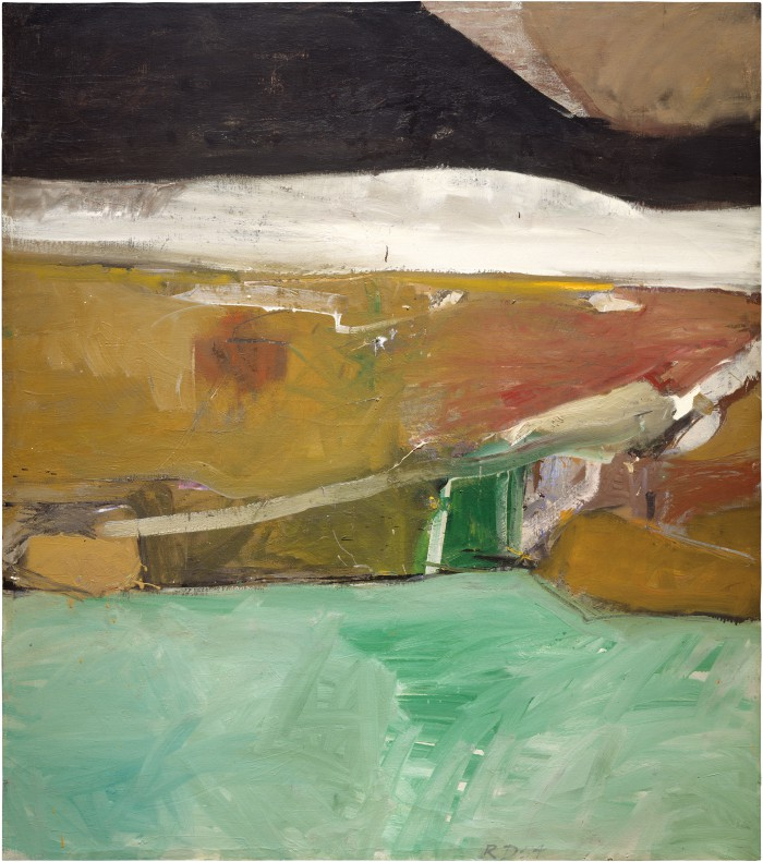 Richard Diebenkorn Artist Anderson Collection At