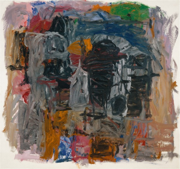 Philip Guston Artist Anderson Collection At Stanford