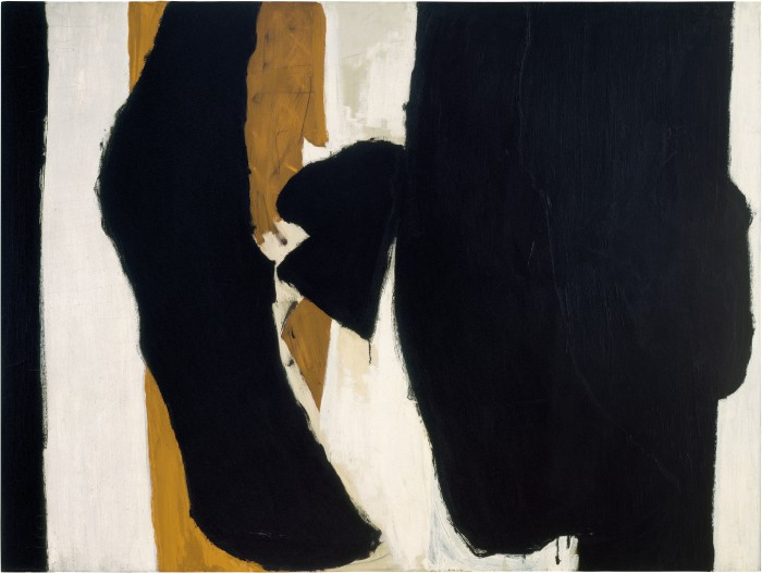 Robert Motherwell Wall Painting No