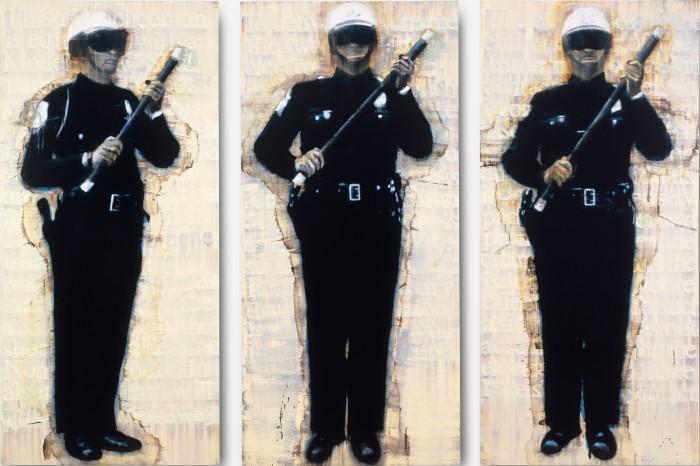 Three Man Patrol, 1993