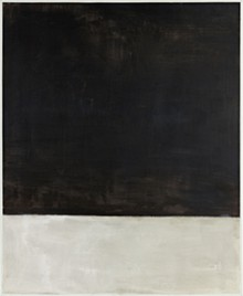 Untitled (Black on Gray), 1969