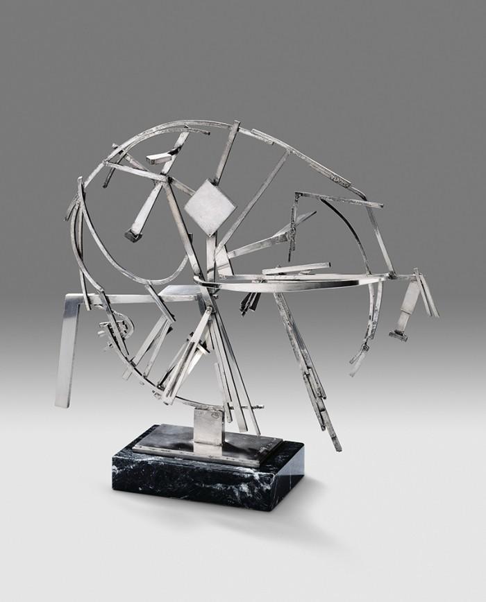 Timeless Clock, 1957