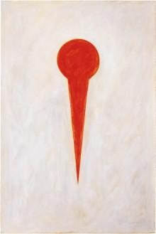 No title (flagpole), 1985