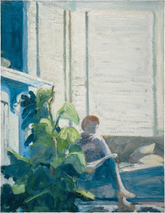 Figure by Window, 1962