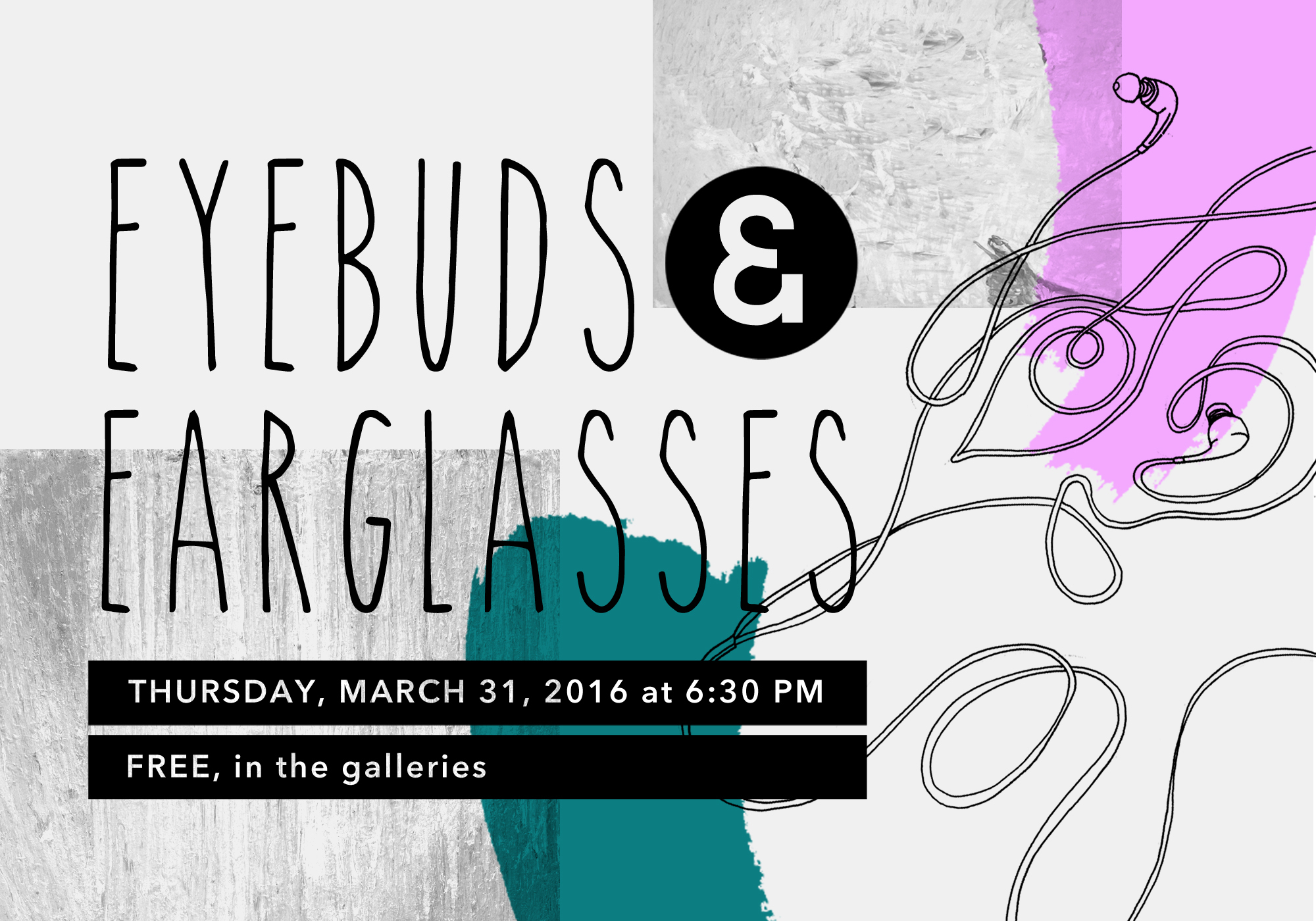 Eyebuds&Earglasses