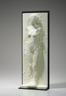 Marble Relief Maquette, No. 3, 1983