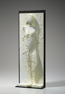 Marble Relief Maquette No. 8, 1983