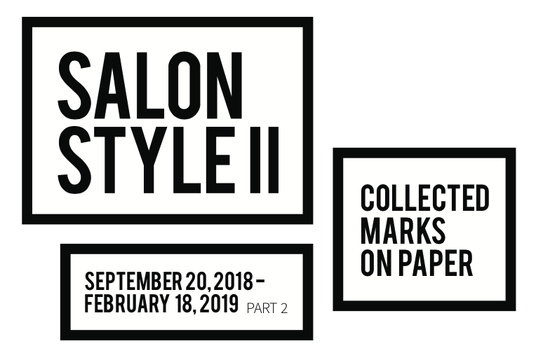 This Fall The Anderson Collection At Stanford University Presents Inspired By Process A Studio 2